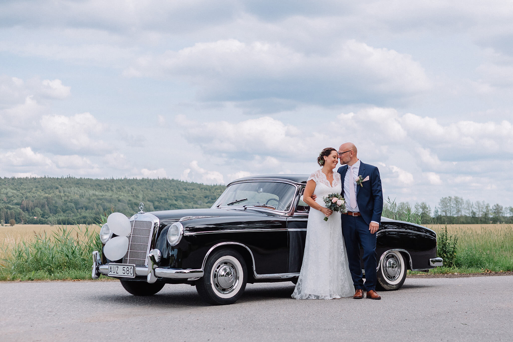 Bröllopsfotograf Calle Appelqvist