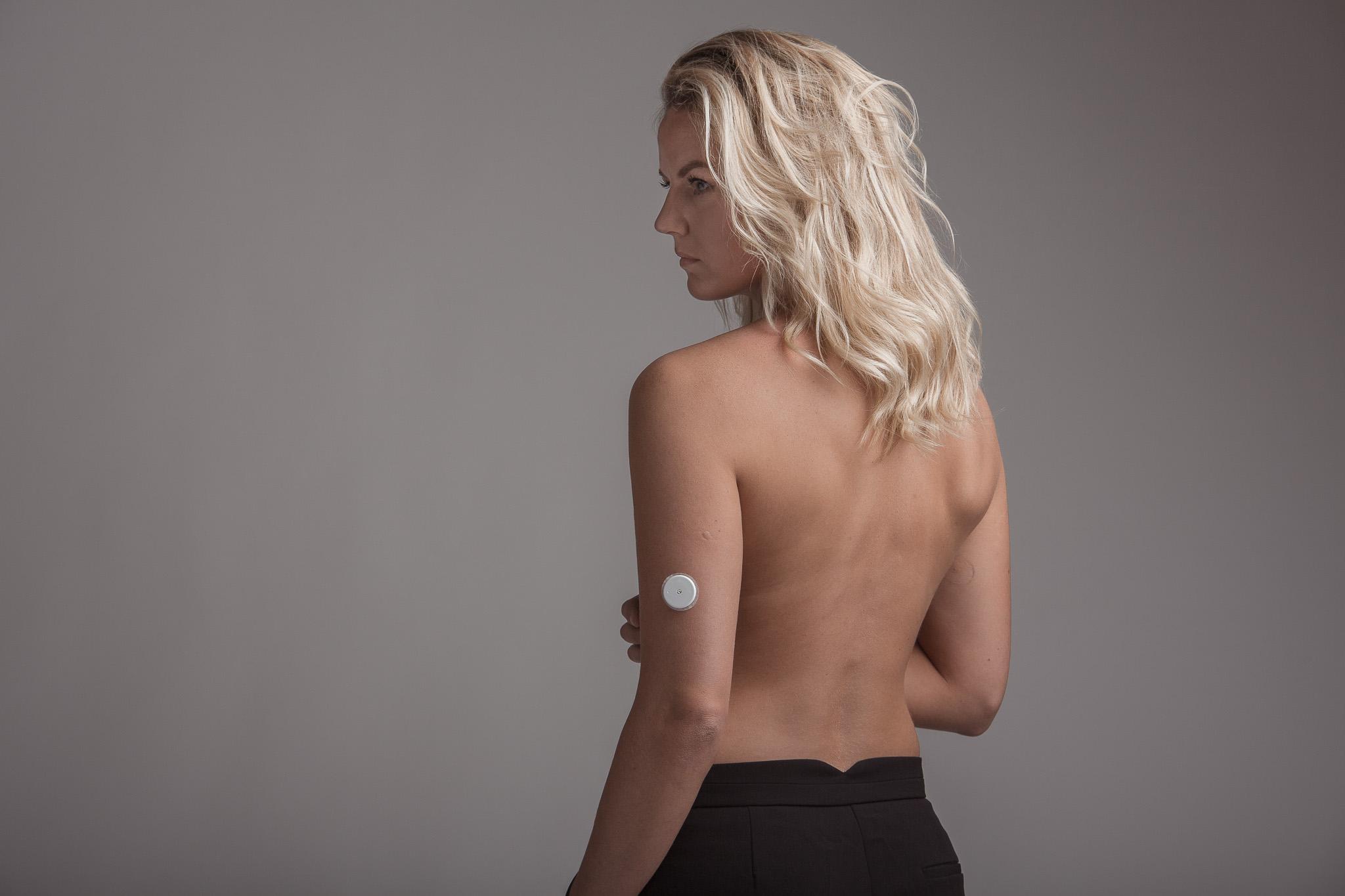 En bild för diabetes - Nina Sikkeland