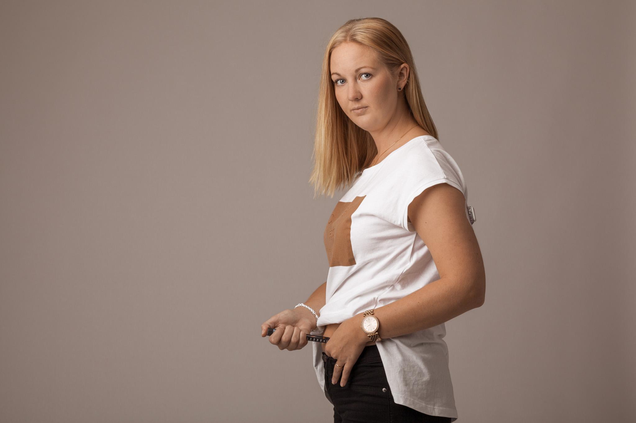 En bild för diabetes - Emma Söderberg