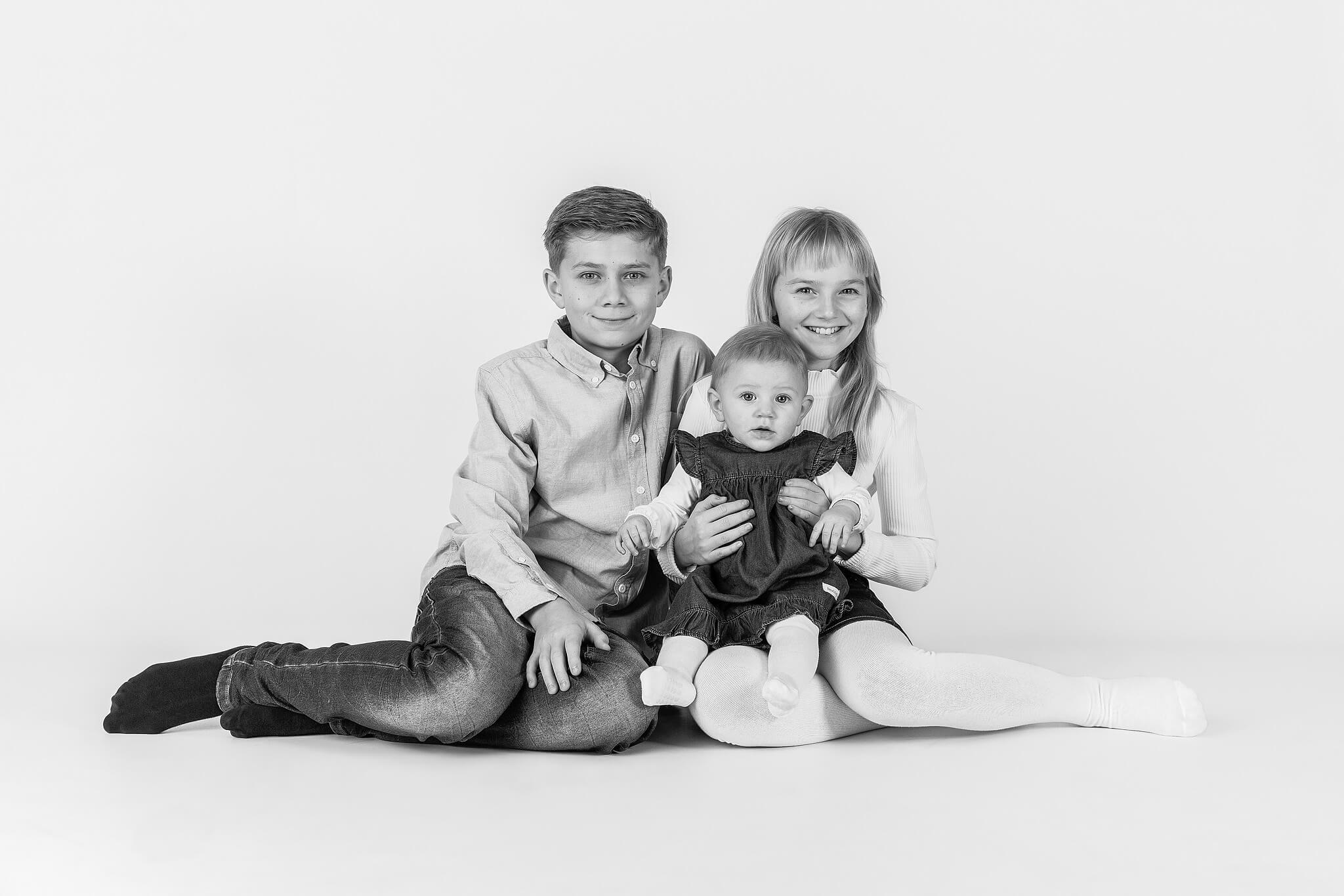 Barnfotografering i Trollhättan