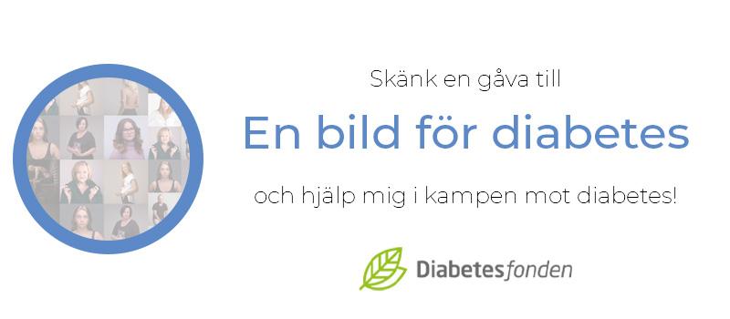 En bild för diabetes