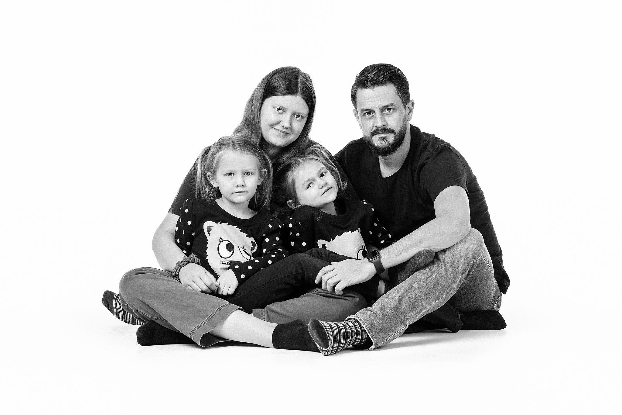 Calle Appelqvist Familj